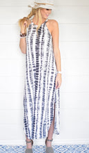 Cali-Love Tie-Dye Dress in Black
