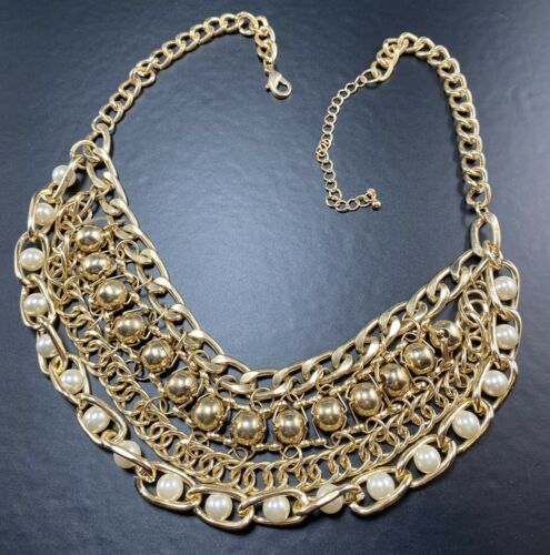 Necklace 4061 - Vintage 1970's
