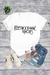Fleetwood Mac Rumors Tour Tee