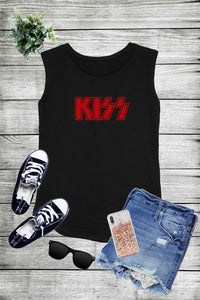 KISS Band Heavy Metal, VALENTINE Tee