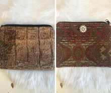 Leather Clutches - Various Styles