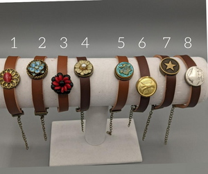 TS - Leather Bracelets