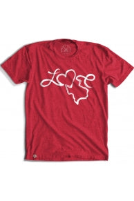 LOVE Texas Tee/Balance Due