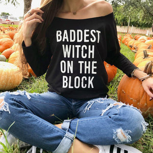 Baddest Witch on the Block - Reserve for Free