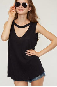 Vera Sleeveless Top
