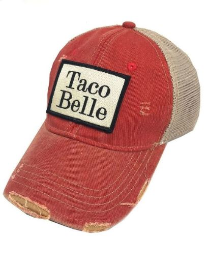 Taco Belle Patch Hat