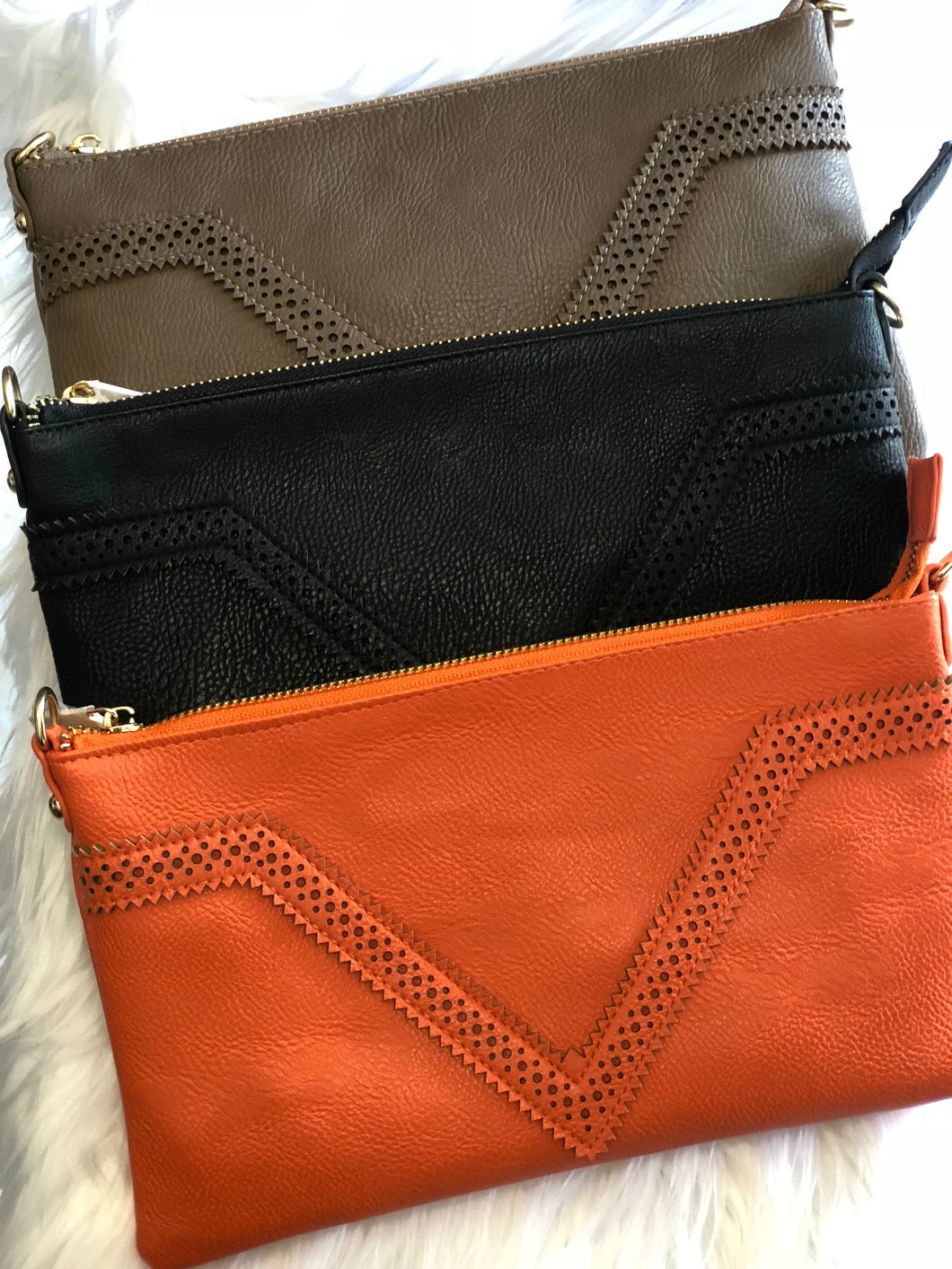 Small Handbags - Various Colors