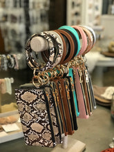Bracelet Keychain & Wristlets (Multiple Colors & Patterns)