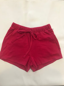 Hot Pink Athletic Shorts