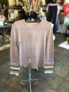 Sierra Long Sleeve Top