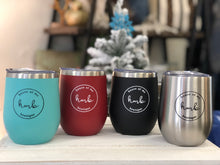 Sip Local Stainless Steel Wine Tumblers