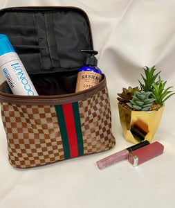 Gucci Inspired Cosmetic Bags