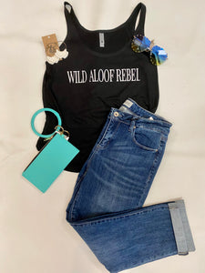 Wild Aloof Rebel (Black)