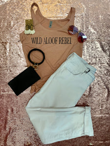 Wild Aloof Rebel (Blush)