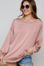 Kayla Top - Dusty Pink