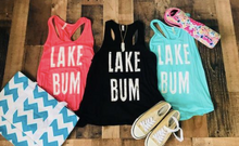 Lake Bum - Tank Tops