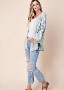 The Jaci in Mint