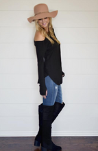 The Reese Top - Black