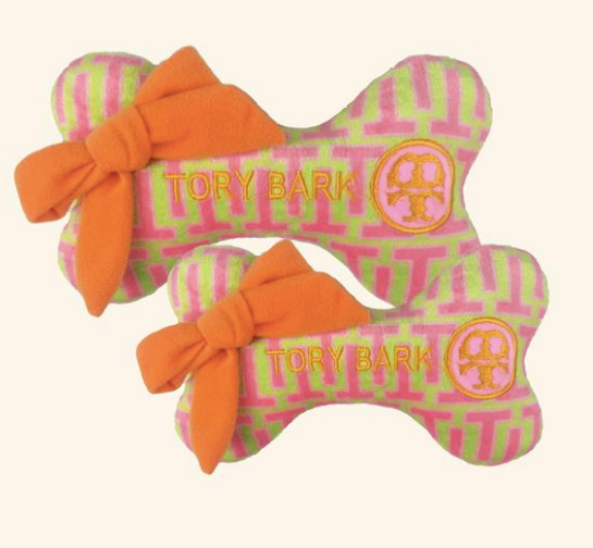 Tory Bark Bone Toy - Large Size