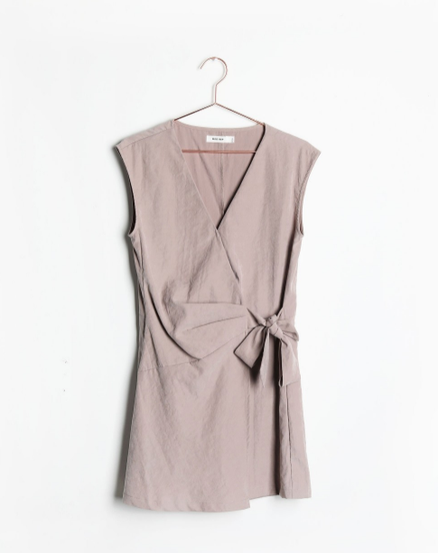 The June Jumper in Dusty Pink