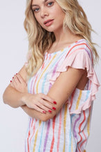 Felicity Stripe Top