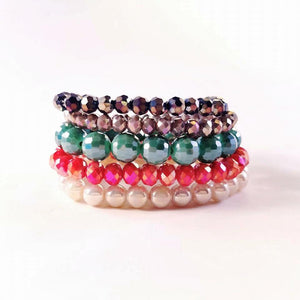 Bohemian - Sugar Stack Bracelet Set
