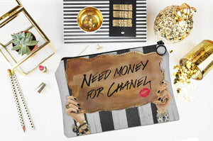 Need Money for Chanel Pouch (9x6 in)