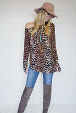 The Reese Top - Cheetah