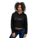 Cocco Crop Hoodie-Cocco Pazzo™