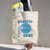 Plastic Free Seas Cotton Everyday Tote Bag-Cocco Pazzo™