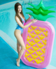 Pink Pineapple Pool Float Floaty