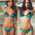 Sequin Mermaid Triangle Bikini-Cocco Pazzo™