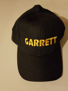 Garrett metal detectors treasure hunting black baseball cap clothing Chicago easy to use Lightweight find gold rent buy