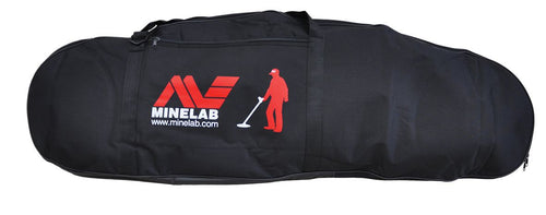 Minelab metal detectors Chicago detecting carry bag