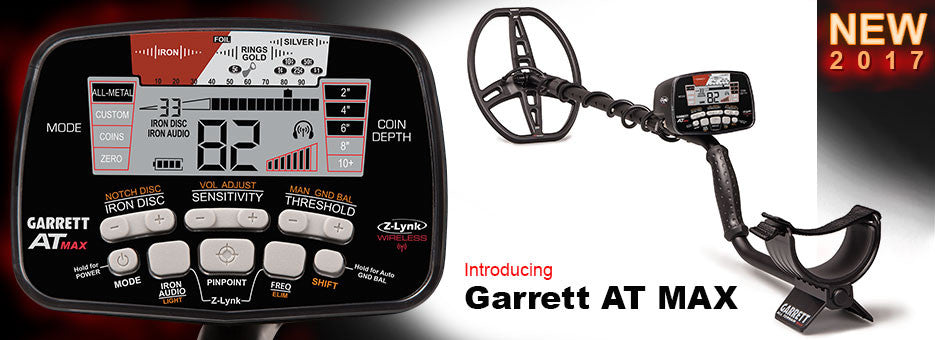 Garrett AT Max waterproof underwater metal detector Chicago metal detecting easy to use powerful treasure hunting metal detector. Lightweight find coins treasure rent buy gold
