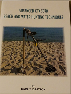 Minelab CTX 3030 high performance waterproof underwater metal detector Chicago metal detecting easy to use low cost powerful treasure hunting metal detector Coin