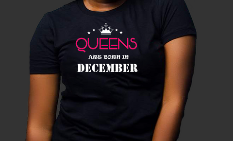 Queens are born in December (Women Favorite Tee Extra Soft )