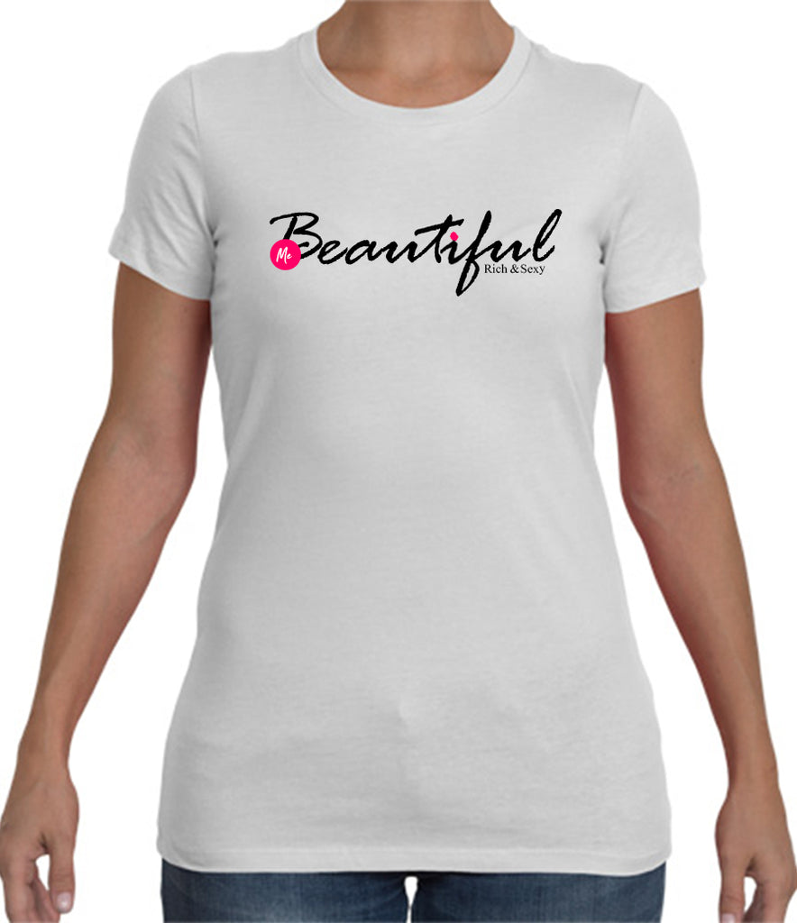 beautiful me (Women Favorite Tee Extra Soft)