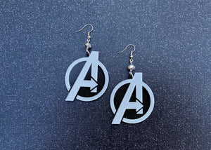 Heroes Assemble Earrings