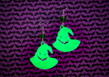 Load image into Gallery viewer, Glow in the Dark Boogie Man Earrings