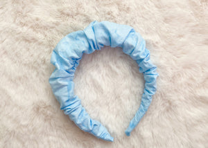 Cloud Scrunchie Headband