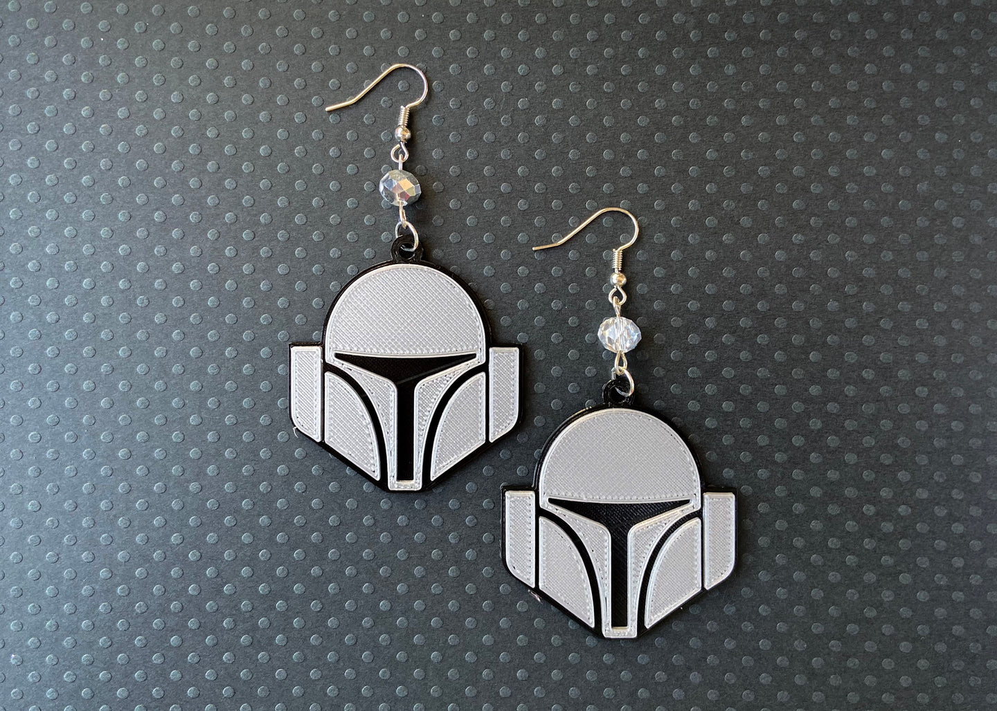 Mando Earrings