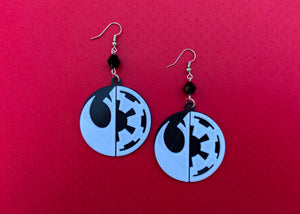 Rebel/Empire Earrings