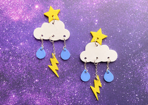 Lightning Storm Earrings