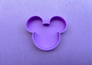 Lavender Mouse Jewelry Dish