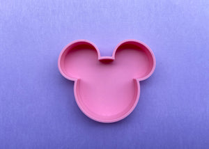 Pink Mouse Jewelry Dish