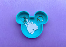 Load image into Gallery viewer, Mint Blue Mouse Jewelry Dish