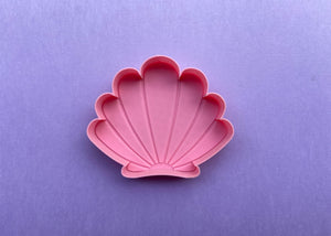 Pink Mermaid Shell Jewelry Dish