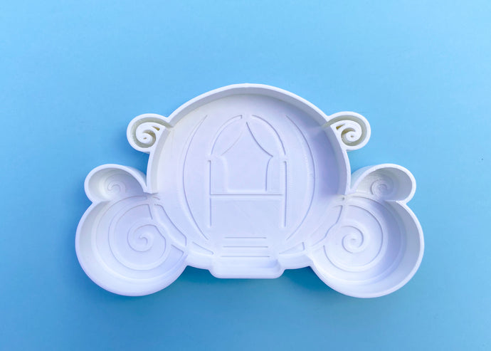 Princess Carriage Jewelry Dish