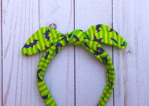 Not-So-Scary Knotted Bow